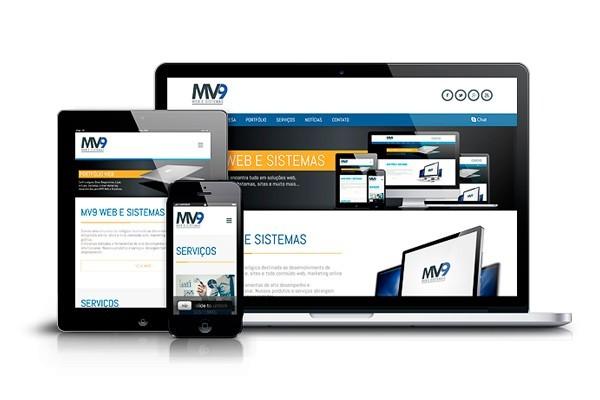 Desenvolvimento de Site em Curitiba é com a MV9 Web & Sistemas